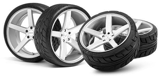 Wheels and Tires Consumer Financing